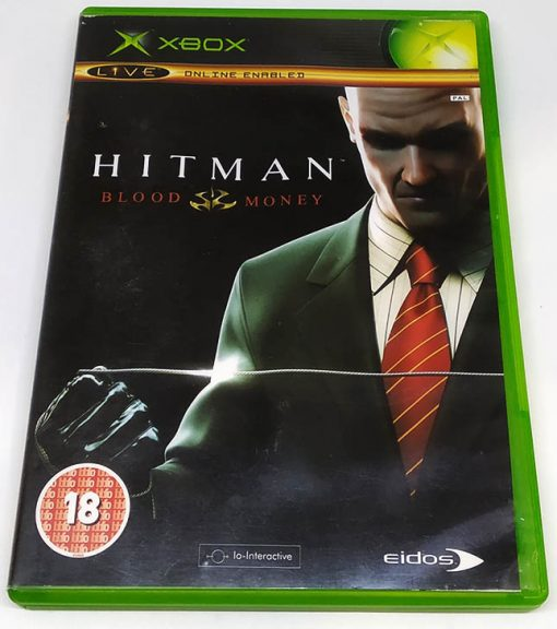 Hitman: Blood Money XBOX