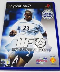 Isto é Futebol 2003 PS2