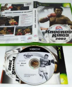 Knockout Kings 2002 XBOX