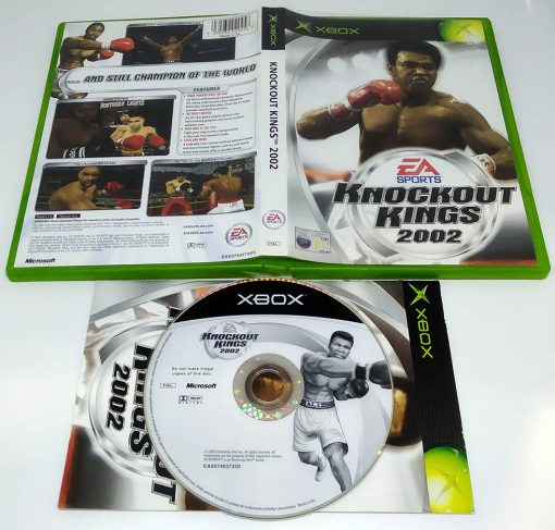 Knockout Kings 2002 XBOX