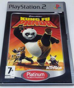 Kung Fu Panda PS2