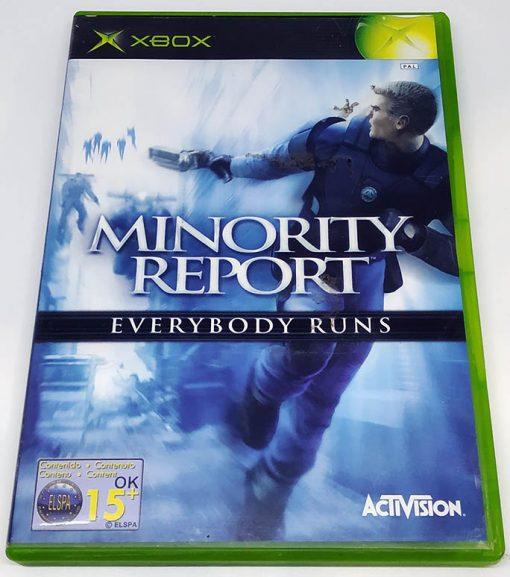 Minority Report XBOX