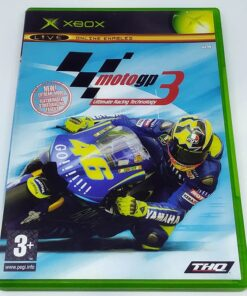 MotoGP: Ultimate Racing Technology 3 XBOX