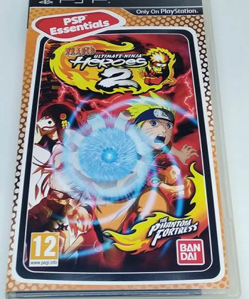 Naruto: Ultimate Ninja Heroes 2 PSP