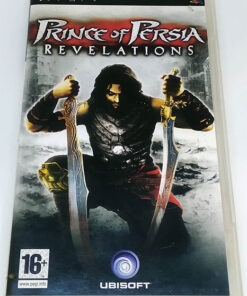 Prince of Persia: Revelations PSP