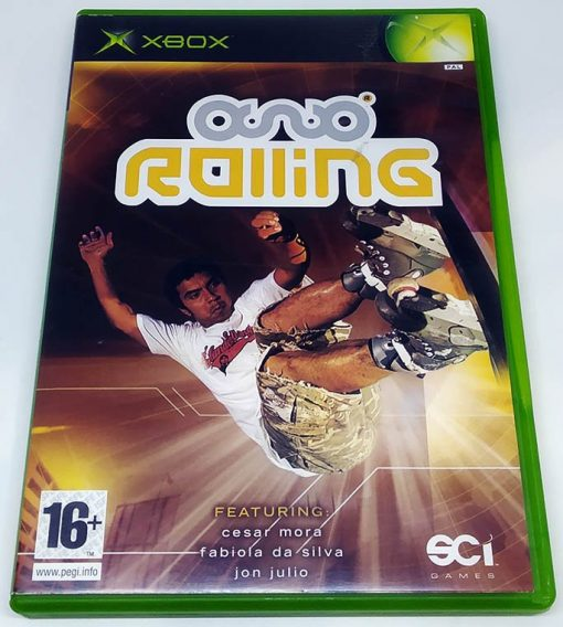 Rolling XBOX