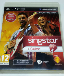 Singstar Guitar PS3