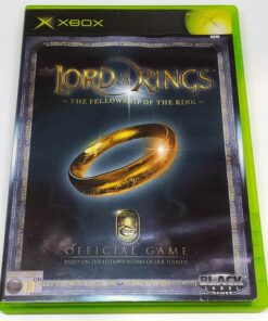 The Lord of the Rings: Fellowship of the Ring XBOX
