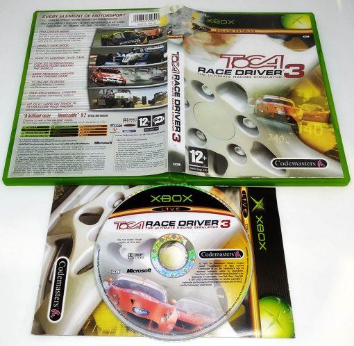 Toca Race Driver 3 XBOX