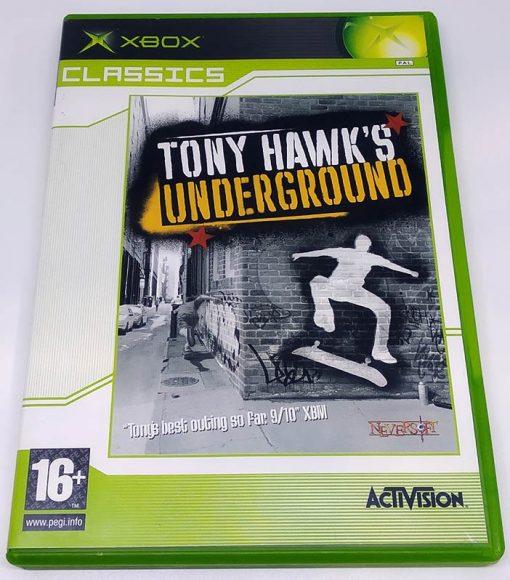Tony Hawk's Underground XBOX