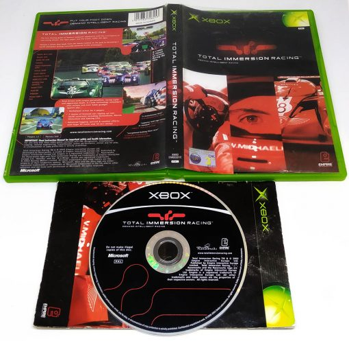 Total Immersion Racing XBOX