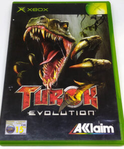 Turok: Evolution XBOX