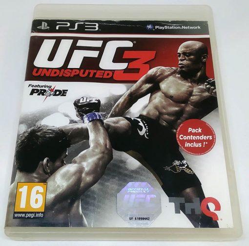 UFC 3 FR PS3