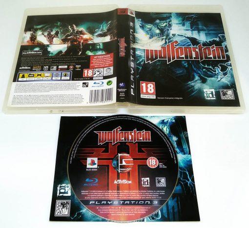 Wolfenstein FR PS3