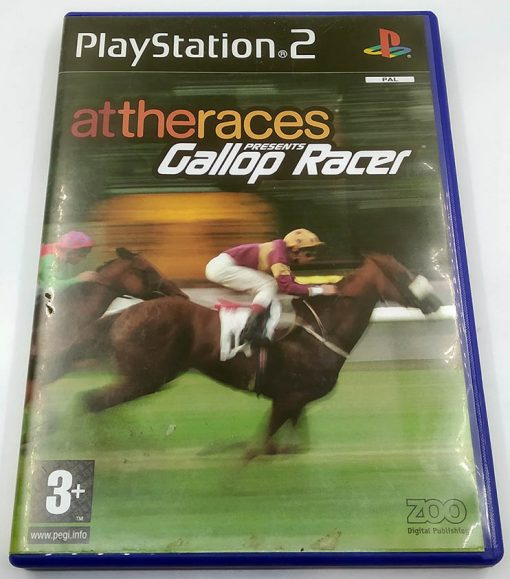 attheraces presents Gallop Racer PS2