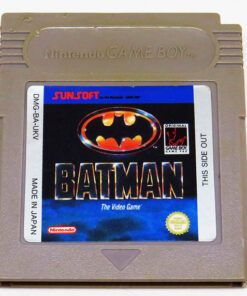 Batman: The Video Game CART GAME BOY