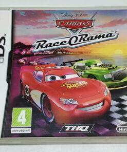 Disney Carros: Race-o-Rama NDS