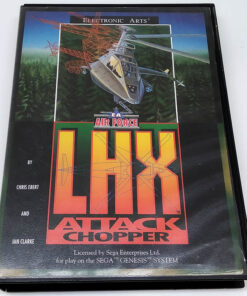 LHX Attack Chopper GENESIS