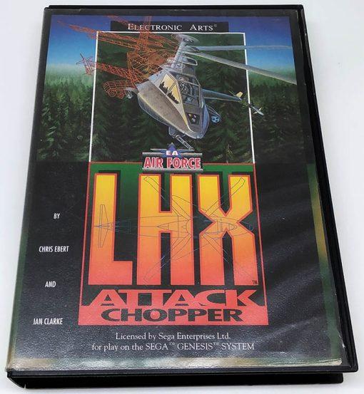 LHX Attack Chopper GENESIS