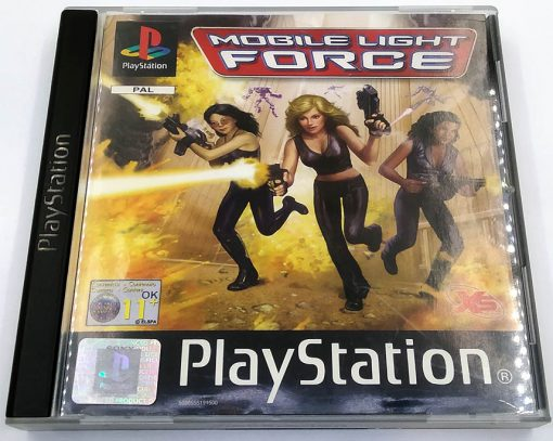 Mobile Light Force PS1