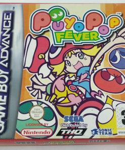 Puyo Pop Fever GAME BOY ADVANCE