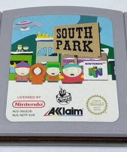 South Park CART N64