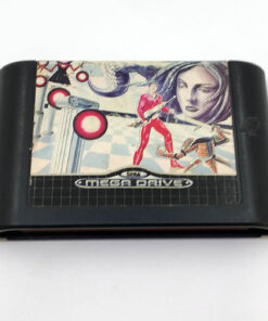 Space Harrier II CART MEGA DRIVE