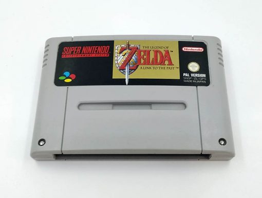 The Legend of Zelda: A Link to the Past CART SNES