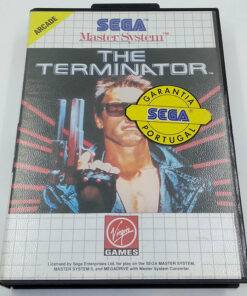 The Terminator MASTER SYSTEM