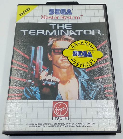 The Terminator MASTER SYSTEM