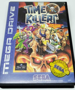 Time Killers MEGA DRIVE