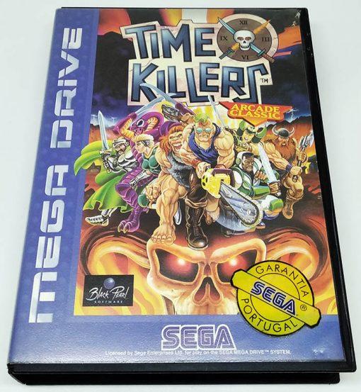 Time Killers MEGA DRIVE