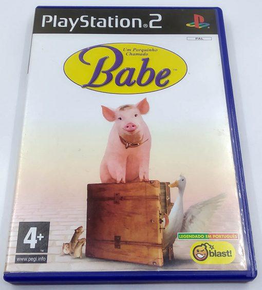 Um Porquinho Chamado Babe PS2