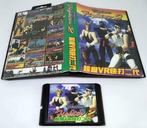 Virtua Fighter 2 (Bootleg) MEGA DRIVE