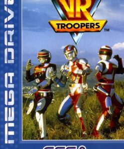 VR Troopers MEGA DRIVE