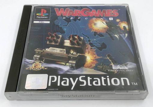 Wargames Defcon 1 PS1