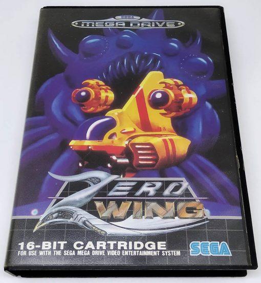 Zero Wing MEGA DRIVE