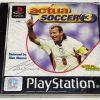 Actua Soccer 3 PS1