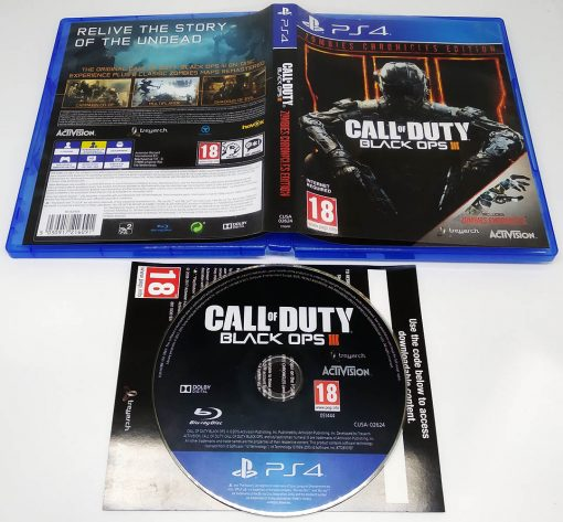 Call of Duty: Black Ops III ENG PS4