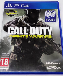 Call of Duty: Infinite Warfare ENG PS4