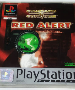 Command & Conquer: Red Alert PS1