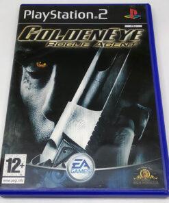 Goldeneye Rogue Agent PS2