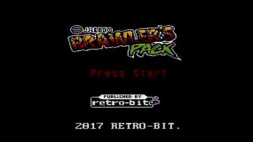 Retro-Bit Jaleco Brawler's Pack SNES
