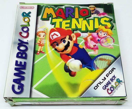 Mario Tennis GAME BOY