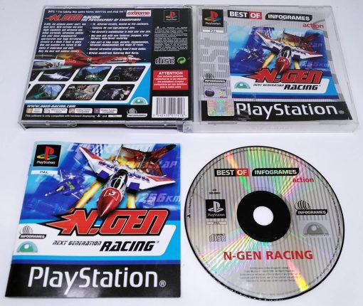N-Gen Racing PS1