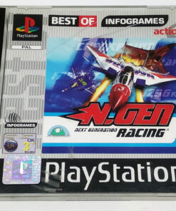 N-Gen Racing PS1