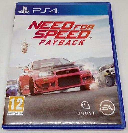 Need for Speed: Payback FR PS4