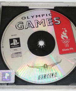 Olympic Games PS1