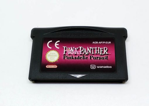 Pink Panther: Pinkadelic Pursuit CART GAME BOY ADVANCE