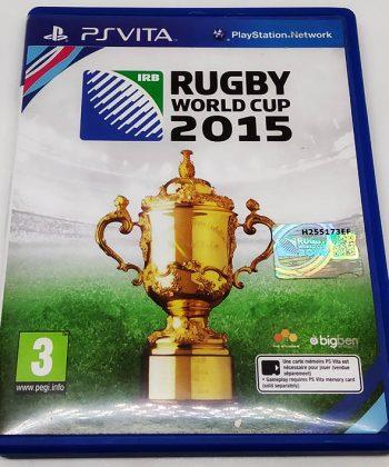 Rugby World Cup 2015 PSVITA
